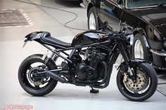 cafe-racer | Suzuki | Bandit Hmm something I could do to my current bandit.