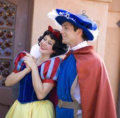 Snow White and Prince Ferdinand