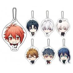 IDOLiSH7 Miagete Mascot 1 BOX (SET OF 7 PIECES)