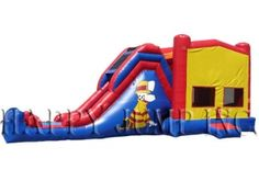 FireHouse Jump & Slide 2