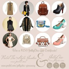 Win $150 worth of clothes! Giveaway ends on Jan. 10, 2014 and is open WW.