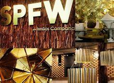 SPFW. Cenografia Fresh Design para Irmãos Campana.