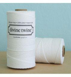 Bakers Twine Teal Divine Twine 20 yards