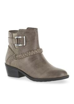 Easy Street  Bridle Bootie