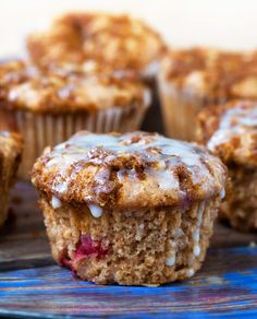 Soft, classic, homemade coffee cake muffins, with buttery oatmeal streusel - they absolutely melt in your mouth!