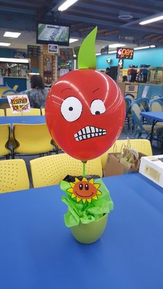 Dibujos de plantas vs zombies para colorear buscar con for Decoracion con globos plantas contra zombies