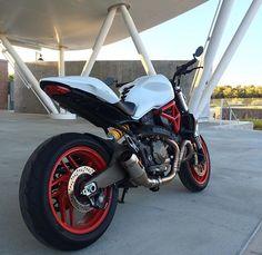 3Hƒ0® | #Jbikes | #Ducati monster 821