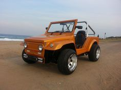 Rodeo Beach Buggy