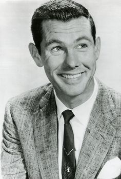 1958: Johnny Carson, emcee of the game show Who Do You Trust? (1957-63, ABC)