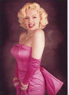Paula Lane  Marilyn Monroe Impersonators  Pinterest