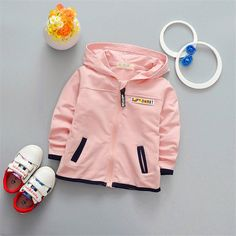 >> Click to Buy << 2017 spring new children cardigan zipper hooded Coat long sleeve solid worsted baby cloth for girl and boy 4 months-24 months #Affiliate