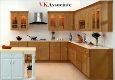 VK Associate, Modular Kitchen Designer firm in Nagpur. We are advice on designing the healthy and hearty kitchen one needs to have good, systematic and organized kitchen design and kitchen decoration. We provide a service to design kitchen in a compact and easy to work manner with modular furniture, cabinets, drawers, pullout trays, storage system etc.