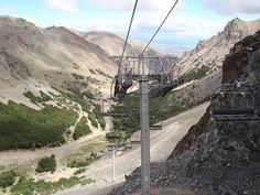 Ski resort La Hoya - Patagônia - Argentina.