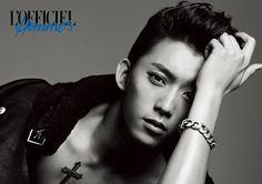 Gongchan (B1A4) - L'officiel Hommes septembre 2012 - *_* ♥