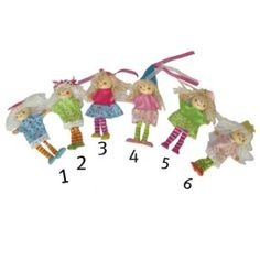 Cute Fairy Finger puppets...