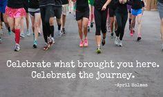 April Holmes Quote from the Princess Half marathon meetup Run Like A Girl, Girls Be Like, Running Inspiration, Life Inspiration, Half Marathon Quotes, Disney Princess Half Marathon, Marathon Motivation, Runner Girl, Run Disney