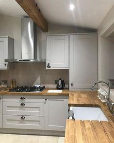 New Kitchen Corner Cupboard Appliance Garage Ideas Home Decor Kitchen, Country Kitchen, Kitchen Interior, New Kitchen, Cheap Kitchen, Kitchen Ideas, Kitchen Designs, Kitchen Corner Cupboard, Grey Kitchen Cabinets