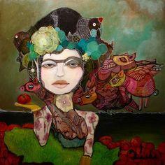 Danielle Duer | Tutt'Art@ | Pittura * Scultura * Poesia * Musica |