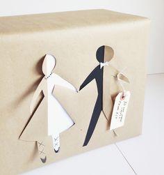 Originele manieren om je huwelijkscadeau in te pakken | ThePerfectWedding.nl