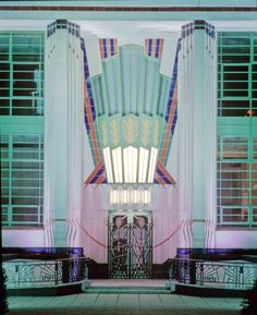 "Mary Quite Contrary — Wallis, Gilbert and Partners ""Hoover Building""..."