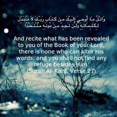 ☪ The Quran is the central religious text of Islam, which Muslims believe to be a revelation from God.