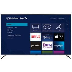 Get this Westinghouse WR75UX4200 75-Inch Roku LED 4K Ultra Smart HDTV for only $679.99 (reg. $799.99) at Best Buy. You save 15% off the retail price for this 4K Ultra Smart HDTV. Plus, this item ships free. We've seen the Westinghouse WR75UX4200 TV as low as $599.99 in the past few months. The Westinghouse WR75UX4200 […] Dolby Audio, Electronic Deals, Netflix Tv, Cable Box, Video Channel, 4k Uhd, Prime Video, Live Tv