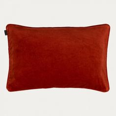 Paolo Cushion Cover – Dark Charcoal Grey | Cushion covers | Essentials | Living | Linum