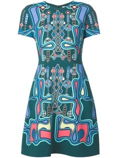 Shop Peter Pilotto 'Rook' dress in Kirna Zabête from the world's best independent boutiques at farfetch.com. Shop 300 boutiques at one address.