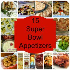 15 Super Bowl Appetizers- Love, Pasta and a Tool Belt | appetizers | super bowl | food | recipes | (scheduled via http://www.tailwindapp.com?utm_source=pinterest&utm_medium=twpin&utm_content=post575841&utm_campaign=scheduler_attribution)