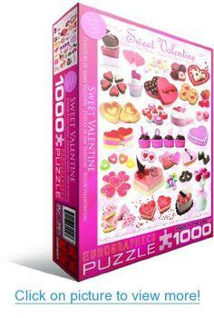 Sweet Valentines 1000-Piece Puzzle #Sweet #Valentines #1000_Piece #Puzzle