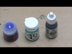 Miniature Painting 101 - Part 1 - The Tools of the Trade - YouTube