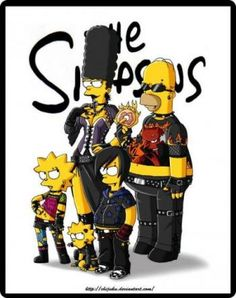 Rock And Roll | les simpsons rock and roll - Martin - 813430
