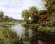 The Risle Valley, Normandy LOUIS ASTON KNIGHT