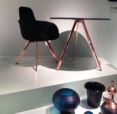 Salon du Meuble - Milan - Tom Dixon