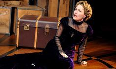 A Doll's House - Ibsen. Donmar Warehouse, London May 2009. One of my favourite plays of all time....(yup, that is Gillian Anderson!)