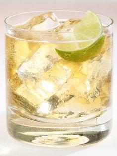 Ginger Island (Atlantico Rum, ginger beer, vanilla extract)