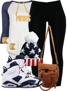A fashion look from February 2013 featuring long sleeve tees, legging pants and bucket bags. Browse and shop related looks. Cute Swag Outfits, Dope Outfits, Outfits For Teens, Fall Outfits, Casual Outfits, School Outfits, Teen Fashion, Runway Fashion, Fashion Outfits