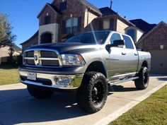 2009 dodge ram 4x4 1500 quad cab with 20 '' blacked out wheels. | Dodge Ram Lift/Tire Setup Thread - Page 25 - DODGE RAM FORUM - Ram ...