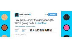 Oreo avisou q nao ia tuitar durante o Super Bowl – apelou para o 'menos é mais' http://www.bluebus.com.br/oreo-avisou-q-nao-ia-tuitar-durante-o-super-bowl-apelou-para-o-menos-e-mais/