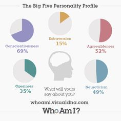 I've just created my 'Who Am I?' #personality profile via @VisualDNA. Check it out https://whoami.visualdna.com/?c=us#feedback/154c8931-8bcc-4c63-89c1-f99e99f96ed6 or create one for yourself https://whoami.visualdna.com/