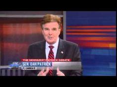 ▶ ▶ Dan Patrick Closing  For LT Govenor of Texas