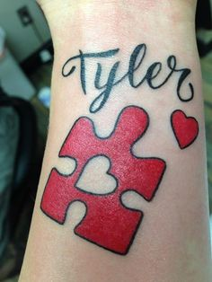 autism tattoos - Google Search
