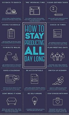How To Stay Productive All Day - Productivity, Time Management, Motivation, & Goals Self Development, Personal Development, Leadership Development, Professional Development, Coaching Personal, Life Coaching, Vie Motivation, Sales Motivation, Study Motivation Quotes