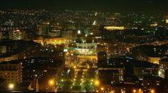 Yerevan night