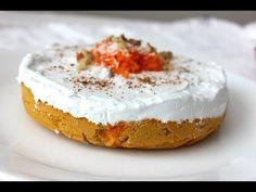 Carrot cake fudge (low sugar, vegan, paleo)