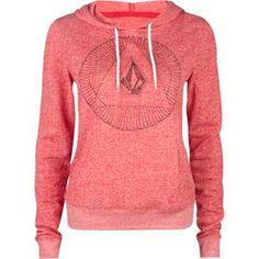 VOLCOM Dream Sphere Skimmpy Womens Hoodie 179059300 | sweatshirts & hoodies | Tillys.com