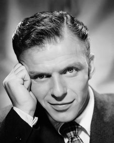 Frank Sinatra (1915-1998)  Daughter is Nancy Sinatra who wrote songs and sang. Son, Frank, Jr. performs, and youngest daughter has written a memoir.