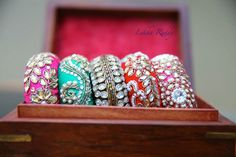 Silk Thread Bangles, Thread Jewellery, Some Ideas, Indian Weddings, Bridal Fashion, Jewelries, Bengal, Seas, Bridal Accessories