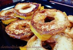 Christine's Kitchen Chronicles: Grilled Cheese Donut