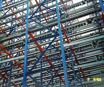 Pallet Flow Rack by Elite Storage Solution